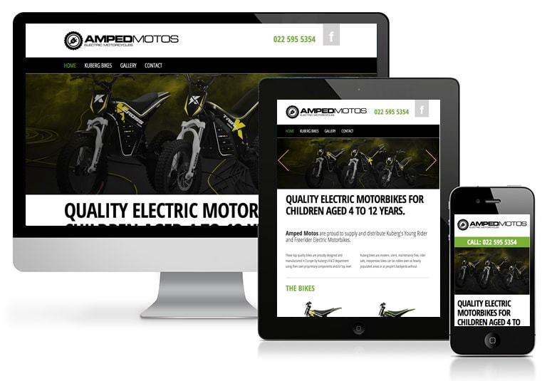 Amped Motos