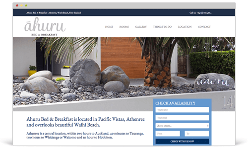 Ahuru Bed & Breakfast