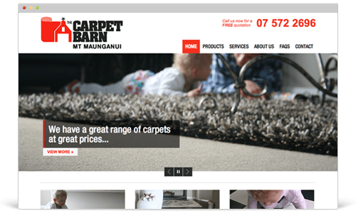 The CarpetBarn