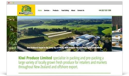 Kiwi Produce Limited