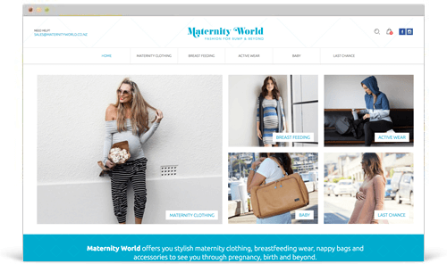 Maternity World