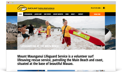 Mount Maunganui Lifeguards