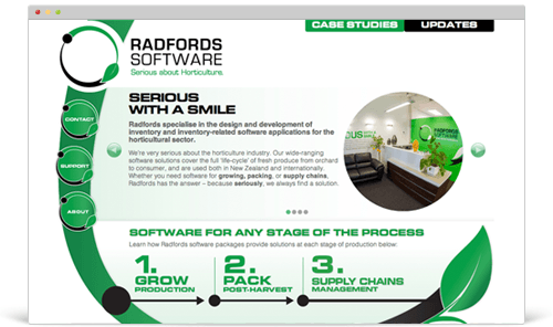 Radfords Software
