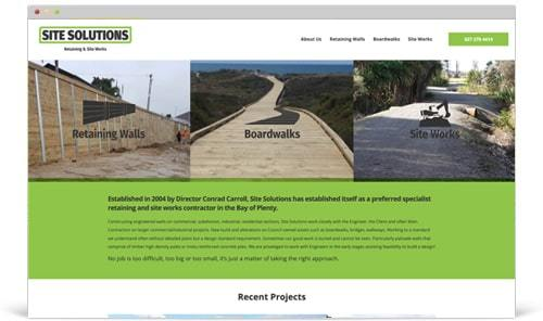 Site Solutions BOP