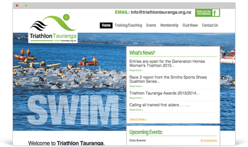 Triathlon Tauranga