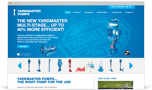 YardMaster Pumps